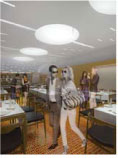 Moscow Restaurant, Robin Walker Architects, Commercial architecture, London, UK, RIBA.